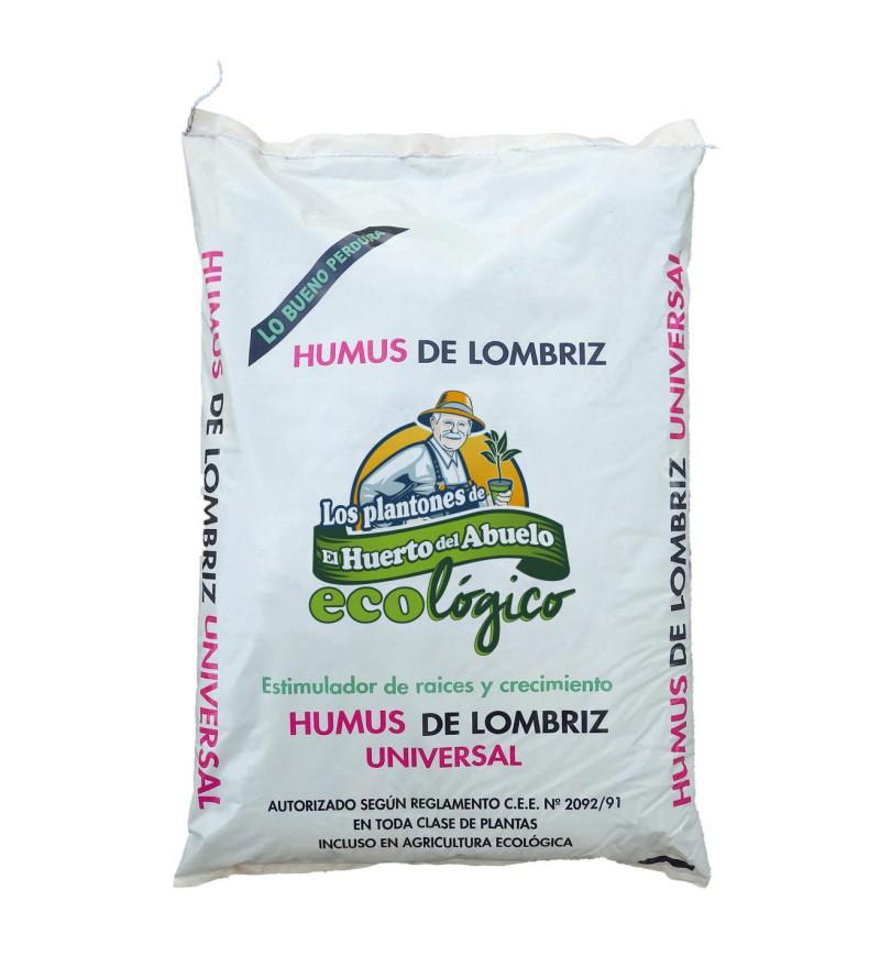 Saco de Humus Lombriz 5L.