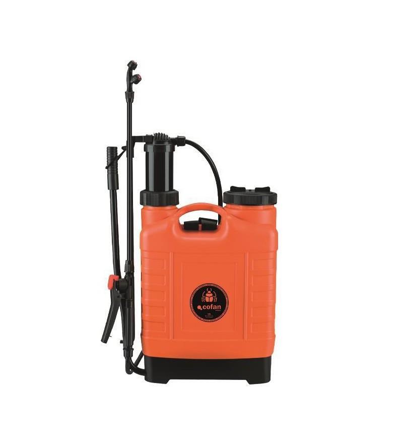 Pulverizador manual de espalda 12 L