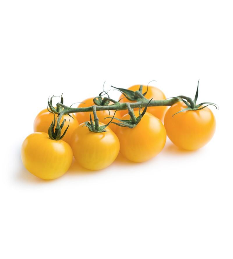 Tomate Cherry Amarillo Pequeño Sol
